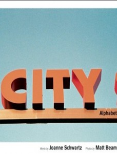 City Alphabet - Matt Beam